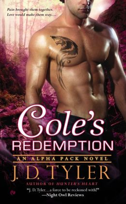 Review: Cole's Redemption by J.D. Tyler