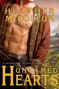 Review Untamed Heart by Heather McCollum
