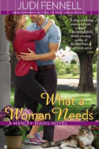 Review What a Woman Needs by Judi Fennell