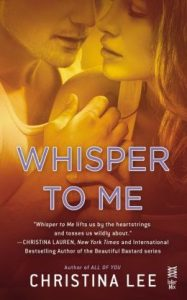 Review Whisper to Me by Christina Lee