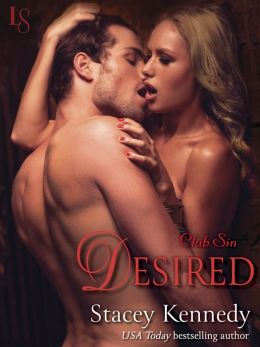 ARC Review: Desired by Stacey Kennedy