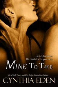 Review Mine to Take by Cynthia Eden