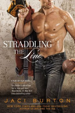 Review Reboot: Straddling the Line by Jaci Burton
