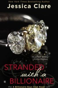 Review Stranded with a Billinaire by Jessica Clare