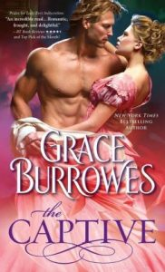 Review The Captive by Grace Burrows