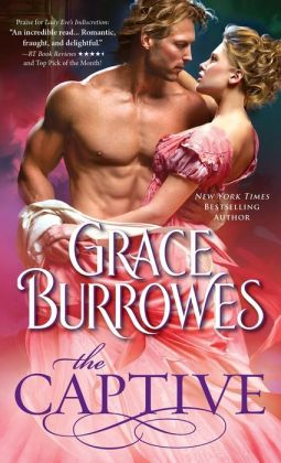 Review: The Captive by Grace Burrowes