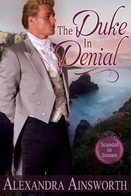 Review: Duke in Denial by Alexandra Ainsworth