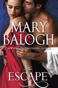 Review The Escape by Mary Balogh