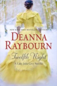 Review Twelfth Night by Deanna Raybourn