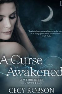 Review A Curse Awakened by Cecy Robson