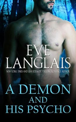 Review: A Demon and His Psycho by Eve Langlais #PsychoMurderess