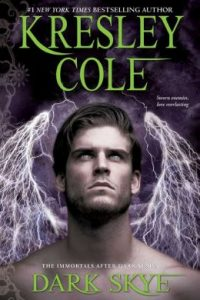 Review Dark Skye by Kresley Cole