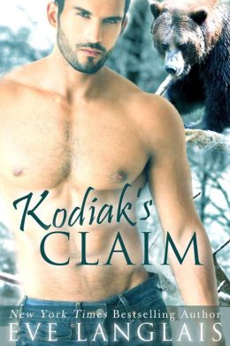 Review: Kodiak's Claim by Eve Langlais #BearsOhMy
