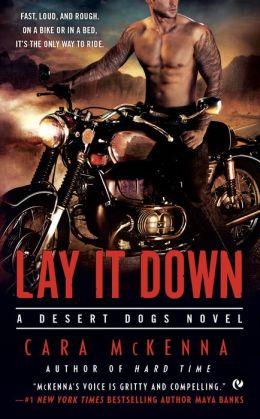 #Review: Lay It Down by Cara McKenna #AmazingRead