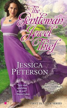 #Review: The Gentleman Jewel Thief by Jessica Peterson #RegencyRomp