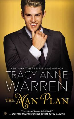 ARC Review: The Man Plan by Tracy Anne Warren