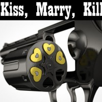 Let's Play! Kiss, Marry, Kill: The Book Lovers version #Givaway