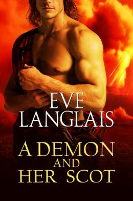 Afternoon Delight: A Demon and Her Scot by Eve Langlais