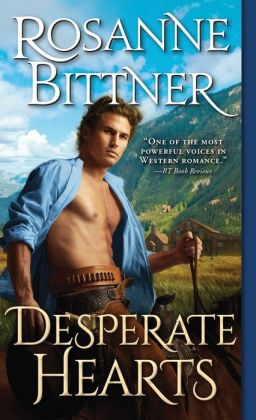 Review: Desperate Hearts by Rosanne Bittner
