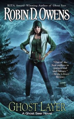 Review: Ghost Layer by Robin D. Owens