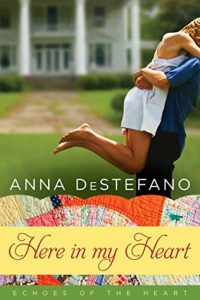 Review Here In My Heart by Anna DeStefano