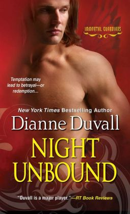 Review: Night Unbound by Dianne Duvall #ImmortalGoodness
