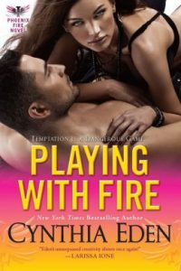 Review Playing With Fire by Cynthia Eden