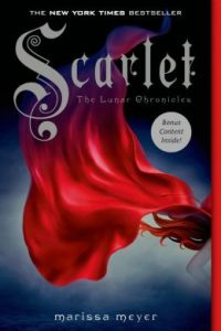 Review Scarlet by Marissa Meyer