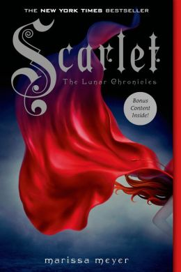 Young Delight: Scarlet by Marissa Meyer