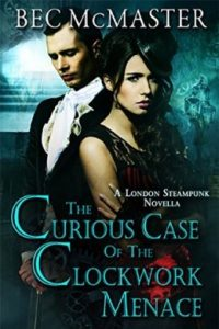 Review The Curious Case of the Clockwork Menace by Bec McMaster