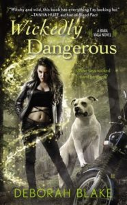 Review Wickedly Dangerous by Deborah Blake