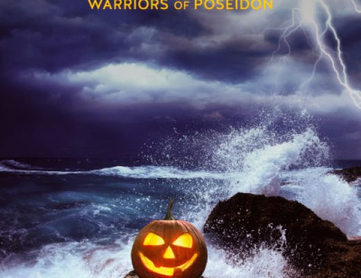 Need a treat? Halloween In Atlantis by Alyssa Day #Giveaway