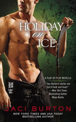 Afternoon Delight: Holiday On Ice by Jaci Burton