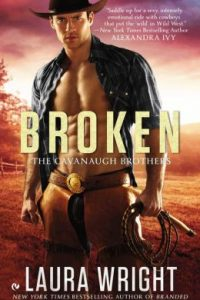 Review Broken by Laura Wright