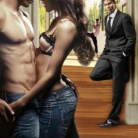 Dark BDSM with a Menage Twist…Safeword: Arabesque by Candace Blevins #Review