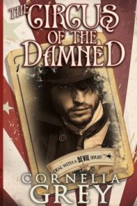 Review The Circus of the Damned by Cornelia Grey