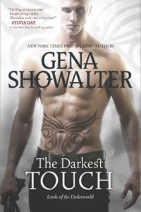 Review The Darkest Touch by Gena Showalter