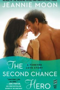 Review The Second Chance Hero by Jeannie Moon