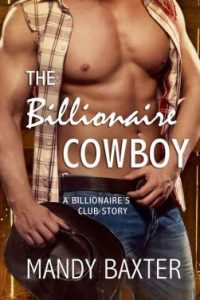 Review the Billionaire Cowboy by Mandy Baxter