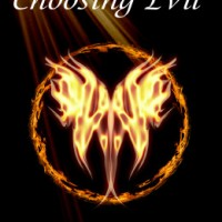 Debut novel, Choosing Evil by Kristina Rienzi