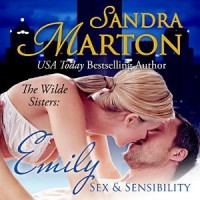Emily: Sex and Sensibility by Sandra Marton #AudioReview