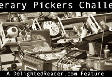 Literary Pickers Reading Challenge Sign Up 2018