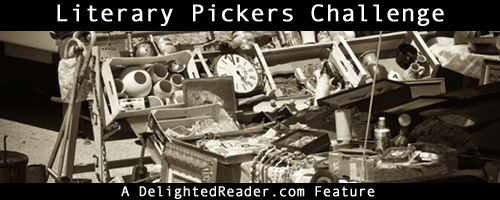 2019 - Literary Pickers Challenge