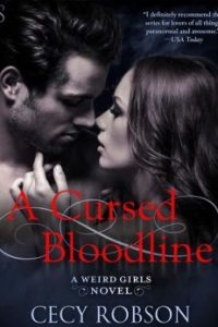Review A Cursed Bloodline by Cecy Robson