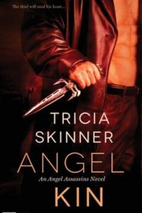 Review Angel Kin by Tricia Skinner