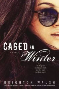 Review Caged in Winter by Brighton Walsh