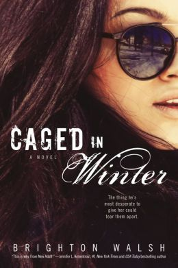 Review: Caged in Winter by Brighton Walsh