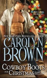 Review Cowboy Boots for Christmas by Carolyn Brown