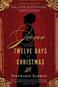 Review Jane and Twelve Days of Christmas by Stephanie Barron