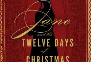 Jane and the Twelve Days of Christmas by Stephanie Barron #Review